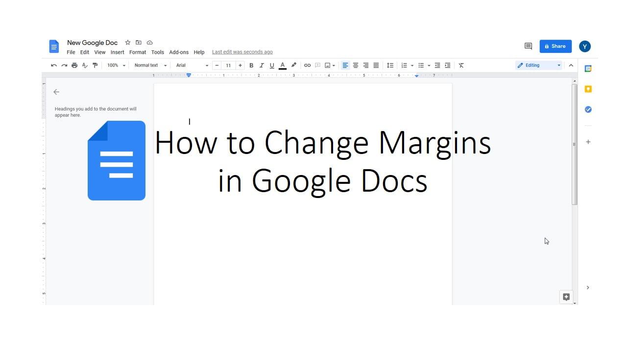 How to Change Margins in Google Docs : 2 Best Methods